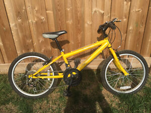 Yellow, kids (4-7 years old), Norco Voltage bike