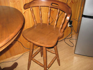 Bar Table and Chair Set Belleville Belleville Area image 3