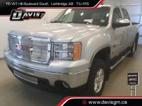 Used 2013 GMC Sierra 1500 4WD Crew Cab SLE-CHROME GRILLE