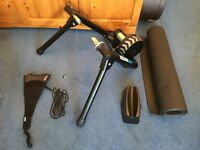 Wahoo Kickr SNAP (Smart trainer) + Accessories.