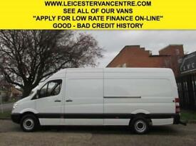 2008 58 MERCEDES-BENZ SPRINTER 2.1 311CDI LWB HIGH ROOF. DRIVES EXCELLENT. PX WE