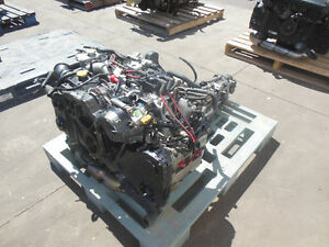 2002-2005 Subaru Impreza Wrx Turbo Engine EJ205 Engine MT
