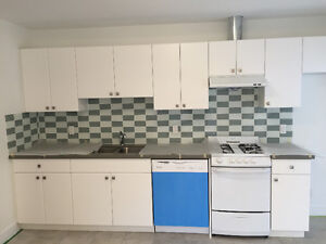 Bright and spacious brand new two bedroom