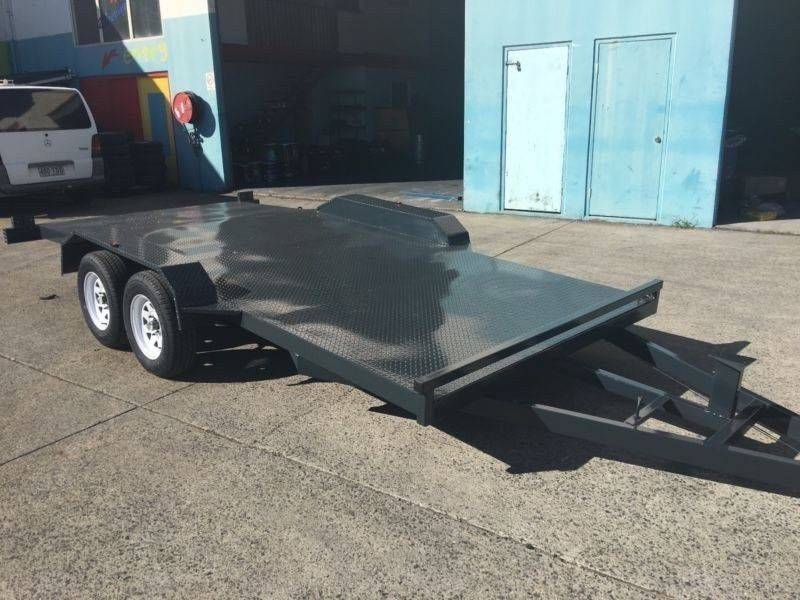 BRAND NEW 2.8T GVM CAR TRAILER! MAUNUFACTURER SALE!!!! | Trailers ...