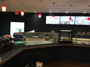 Downtown Restaurant/Catering Business