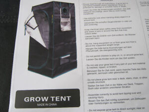 Mars Hydro  Grow Tent Like New Condition 2 x 2x 6ft