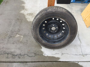 Spare tire off of 2003 ram 1500