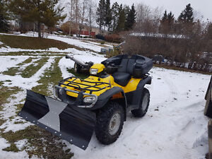 2006 Honda foreman 500 ES 4x4 for sale