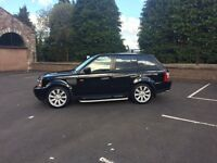 Immaculate Range Rover Sport Rangerover not x5 ml may swap px