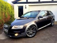 **STUNNING** 2007 AUDI ALLROAD 4X4 QUATTRO 2.7 TDI GREY RS4 ALLOYS AUTOMATIC