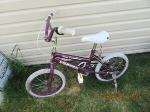 LOWER PRICE NEED GONE MUST SELL Fantastic KIDS BIKES!!!!