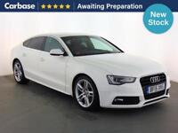 2015 AUDI A5 2.0 TDIe 136 S Line 5dr [5 Seat]