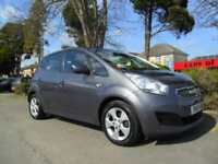 KIA VENGA 2 ECO 1.4 CRDi 2012 FSH 52,000 MILES WITH M.O.T HPI CLEAR WARRANTY INC