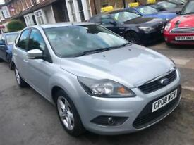 FORD FOCUS 1.6 AUTOMATIC 2008 FACELIFT LOW MILEAGE FULL FORD HISTORY