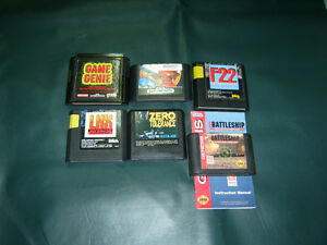 SEGA GENESIS Games for Sale at Nearly New Port Hope