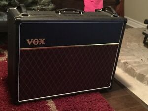 Vox AC30 Tube guitar amp.