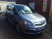 Vauxhall/Opel Zafira 1.6i 16v ( a/c ) 2007MY Life FINANCE AVAILABLE
