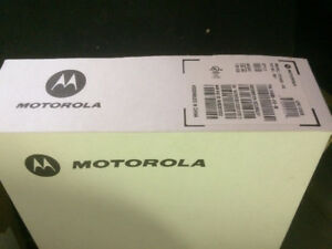 Brand new voice gateway /modem (Motorola)