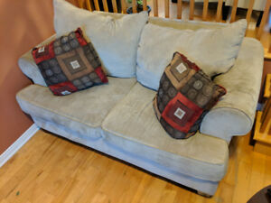 Sofa set and coffee tables - FREE
