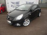 2010 VAUXHALL CORSA 1.6 VXR 3 DOOR SERVICE HISTORY TIMING BELT OCT 2016 HATCHBA