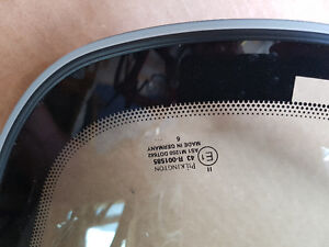 Porsche 911 model 964 brand new windshield and seal