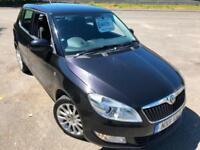 SKODA FABIA 1.2 TSI ELEGANCE £25 WEEK NO DEPOSIT GREAT 1ST CAR 5DR HATCH 2011