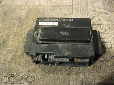 Kawasaki ZR 550 B Zephyr Sicherungskasten Sicherung Kasten Junction box  A9609