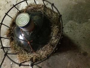 Cruche à vin décorative