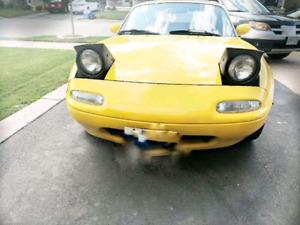 1990 Mazda Miata**LOW KM*** OBO