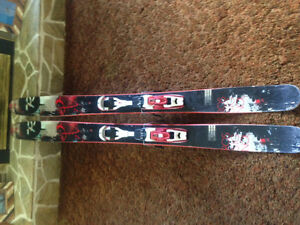 Rossignol S7 188cm with Fritschi Free-ride Bindings