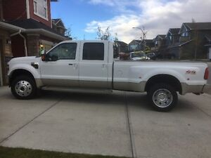 2008 Ford F-450 King Ranch Pickup Truck - Like NEW!