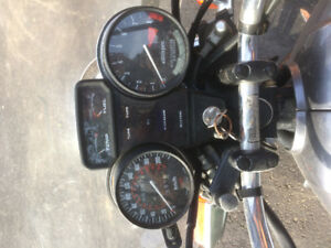 1980 Goldwing 66367 kms
