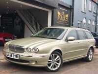 2007 Jaguar X-TYPE 2.0D SE