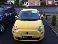 Fiat 500 sport, immac condition. Any trial.