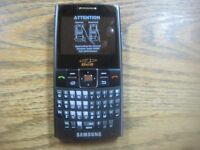 Bell CDMA phone.new Samsung Ace i325 works good in rural setting