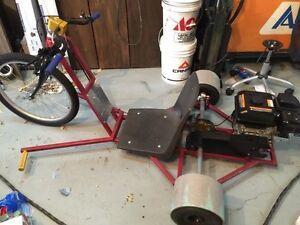 Trike drift au gas 7 hp 212cc neuf