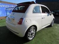2010 Fiat 500C 1.2 Pop 2dr (start/stop)
