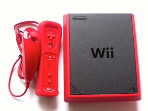 Wii Mini with Games