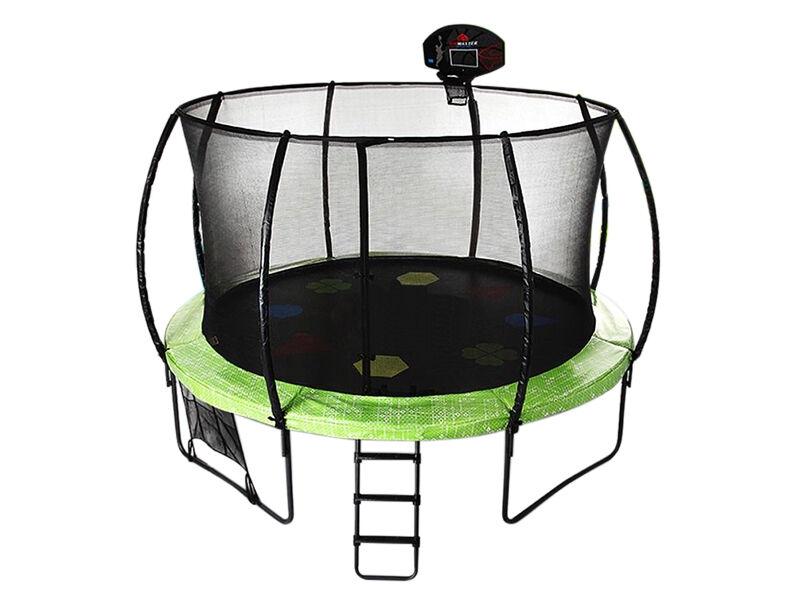 Trampoline Basketball Sets