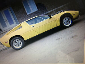 1975 Maserati Other Coupe (2 door)