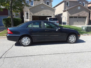 Mercedes C240. Excellent Condition. Very Clean. As IS