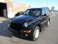 JEEP LIBERTY 2004 AUTOMATIQUE 4*4