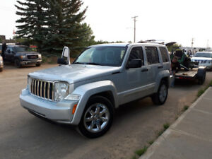 Limited Jeep Liberty