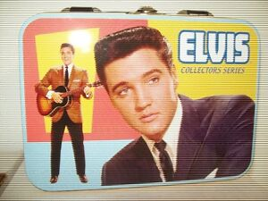 Elvis Collector Series Tin Tote (2006)