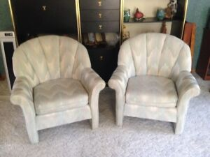 matching chairs
