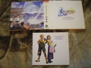 Final Fantasy X (10) PS2 SOUNDTRACK