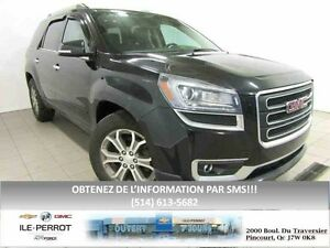 "2013 GMC Acadia 4WD SLT, 4WD, CUIR, TOIT, NAV, BOSE, MAGS 19"""","