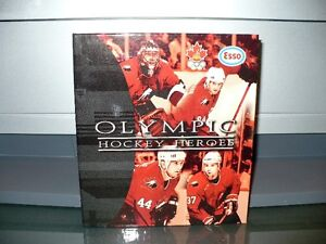 1998 Nagano Esso 60-Card Set and Binder Sport Collectables