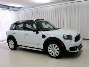 2017 MINI Cooper Countryman ALL4 AWD TURBO w/ DUAL MOONROOF, BAC