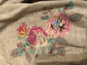 Lot Size 2-3 Toddler Girl Jeans Sweater